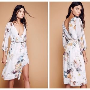 Free People We Are Kindred Primrose Floral Print